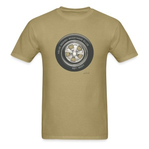 Old School Tribute - Mustang Club - Men's T-Shirt