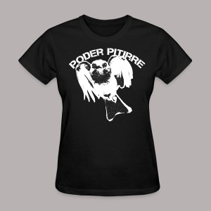 WOMENS PODER PITIRRE - Women's T-Shirt