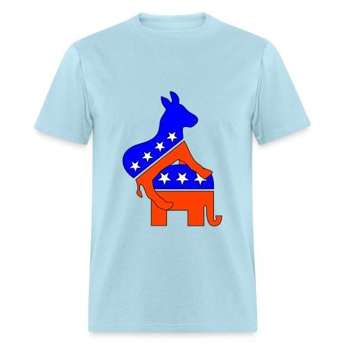 The Democrats are back - Men's T-Shirt
