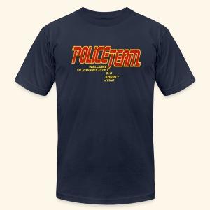Violent City Teams - Men's Fine Jersey T-Shirt