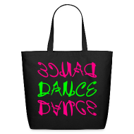 Bags & backpacks ~ Eco-Friendly Cotton Tote ~ Dance