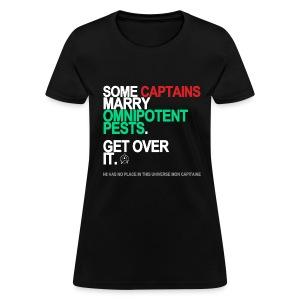 Some Captains Marry Pests Women's - Women's T-Shirt