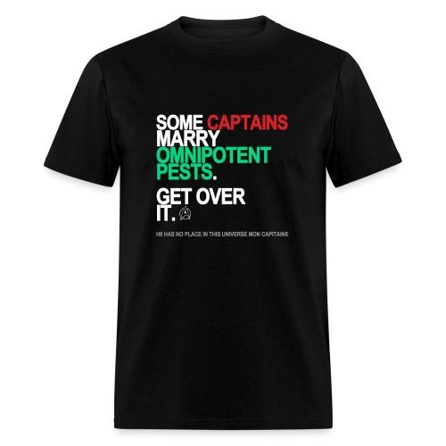 Some Captains Marry Pests Men's - Men's T-Shirt