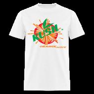 T-Shirts ~ Men's T-Shirt ~ Kush and Orange Juice
