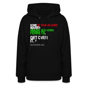 Some Boys-Who-Lived Marry Ferrets Sweatshirt - Women's Hoodie