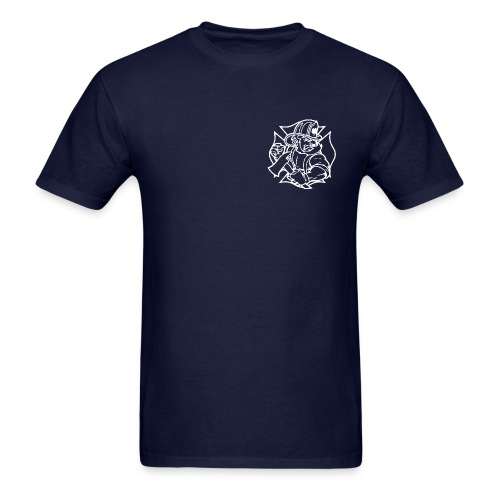 Customizable Irish Firefighter - Men's T-Shirt