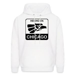 Hecho En Chicago Dark - Men's Hoodie