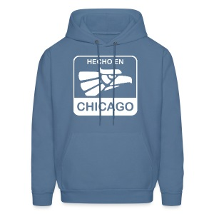 Hecho En Chicago Light - Men's Hoodie