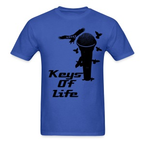 Keys of Life III - Men's T-Shirt