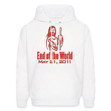 End of the World May 21, 2011 Hoodies