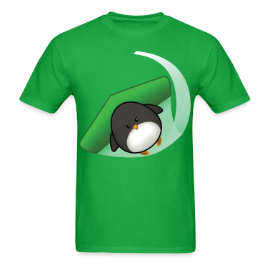 Flying Penguin T-Shirts