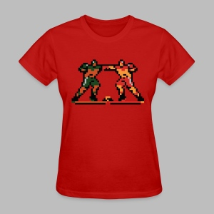 The Enforcers - Blades of Steel - Women's T-Shirt
