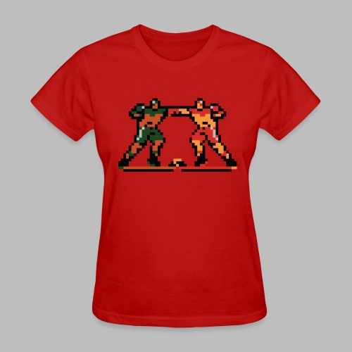 The Enforcers - Blades of Steel - Women's T-Shirt