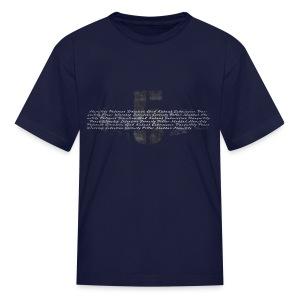 Five Prayers Kids T-Shirt - Kids' T-Shirt