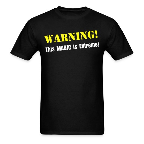 The Extreme Magic Of Eric Official Fan T-Shirt! - Men's T-Shirt