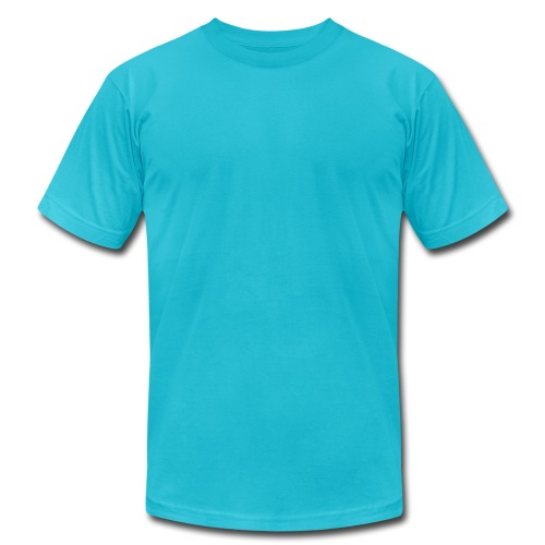 Yellow :: Men's T-Shirt by American Apparel - Men's  Jersey T-Shirt