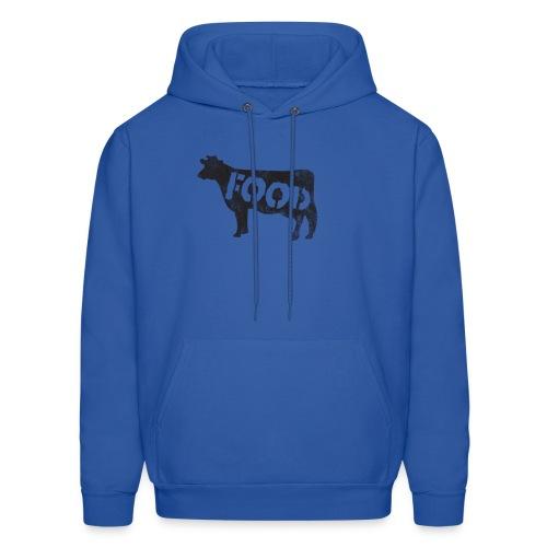 PALEO cow - Men's Hoodie