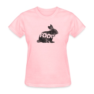 PALEO rabbit - women's - Women's T-Shirt