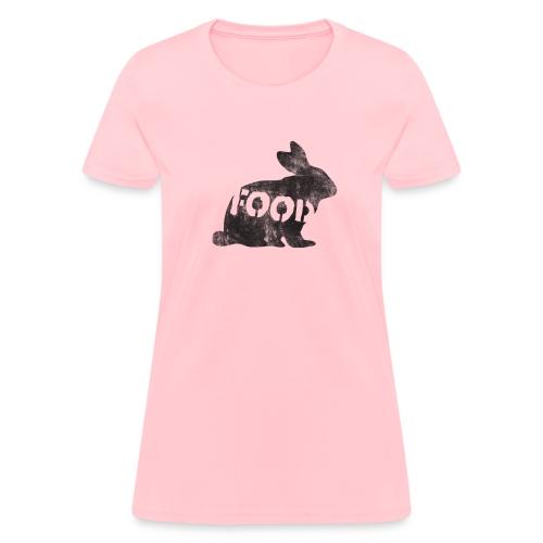 PALEO rabbit - women's - Women's T-Shirt