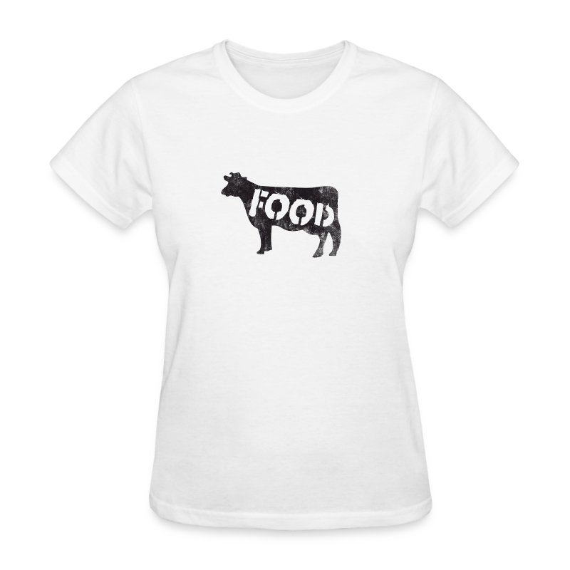 PALEO cow - women's - Women's T-Shirt