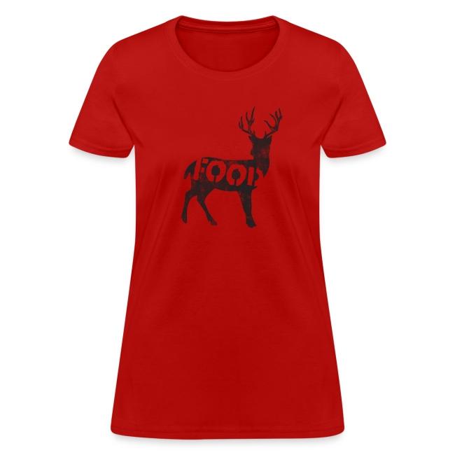 PALEO deer - women's