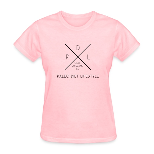 PALEO DIET LIFESTYLE - women's - Women's T-Shirt