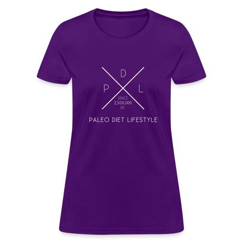 PALEO DIET LIFESTYLE - women's - Women's T-Shirt