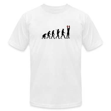 Evolution Kettlebell Double Press T-Shirts