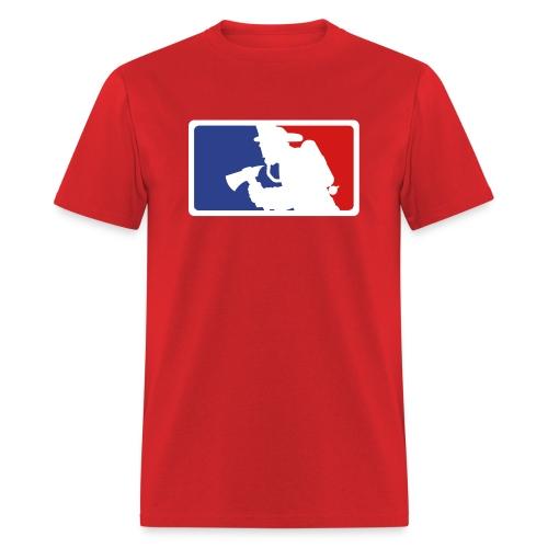 Firefighter - Men's T-Shirt