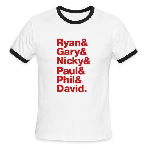 The Class of '92 - Men's Ringer T-Shirt