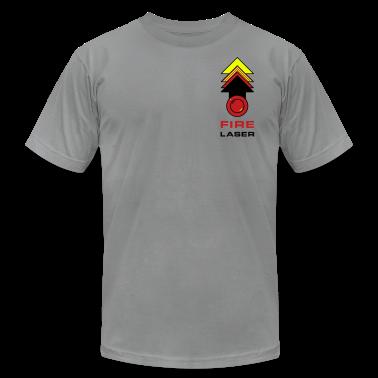 Fire Laser T-Shirts