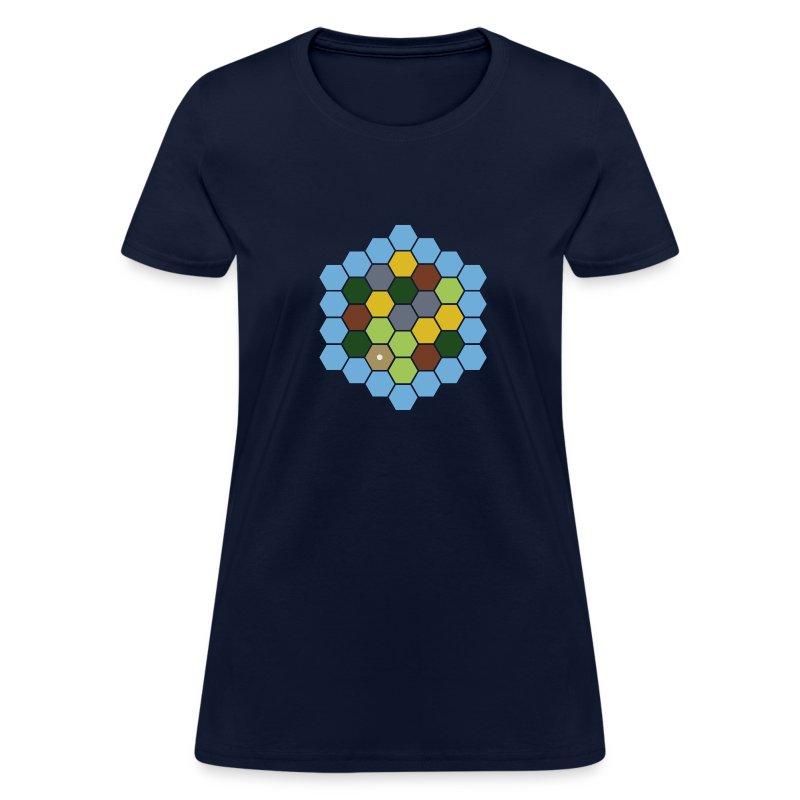 Settler (Female) - Women's T-Shirt