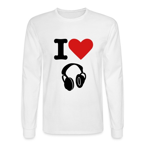 muzik lover - Men's Long Sleeve T-Shirt