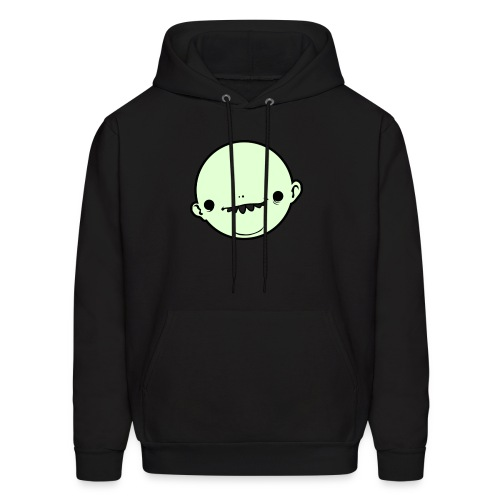 fat face kid - Men's Hoodie