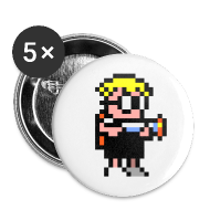 Buttons ~ Small Buttons ~ Mutant Mudds - Max Button