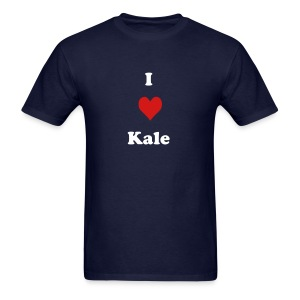 I Heart Kale - Men's T-Shirt