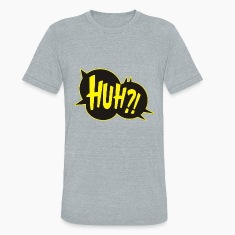 HUH Cartoon Comic T-Shirts