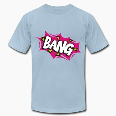 Bang Comic Cartoon T-Shirts