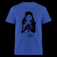 T-Shirts ~ Men's T-Shirt ~ Tiffany's Portrait