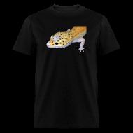 T-Shirts ~ Men's T-Shirt ~ Blue Spot Tangerine Eclipse