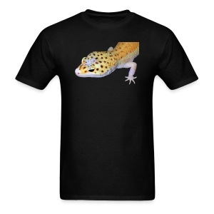 Blue Spot Tangerine Eclipse - Men's T-Shirt