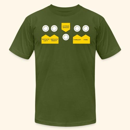 Hyperspace - Men's Fine Jersey T-Shirt