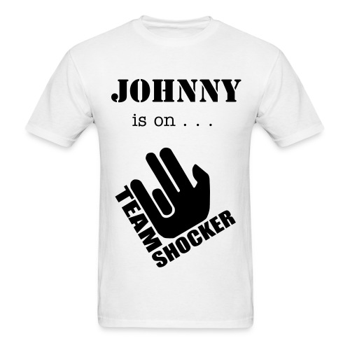 Team Johnny - Men's T-Shirt
