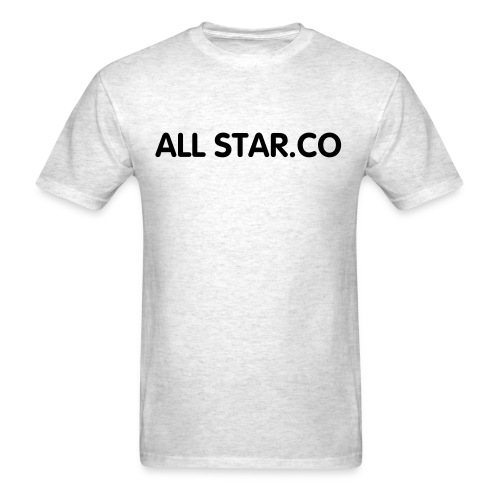 ALL STAR.CO T-SHIRT - Men's T-Shirt