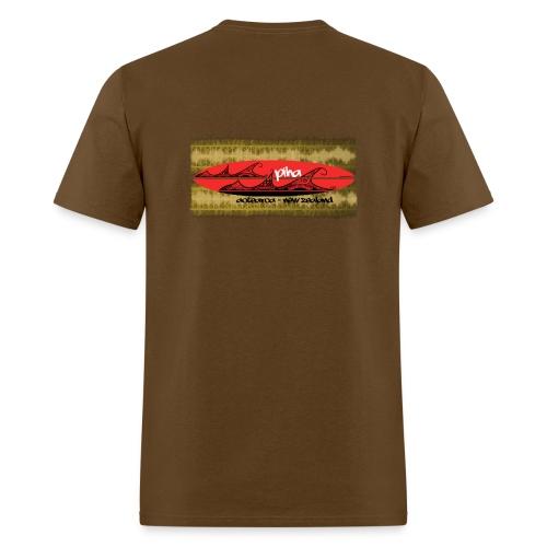 red board piha - Men's T-Shirt