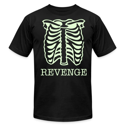 Glow N' The Dead! - Men's Fine Jersey T-Shirt