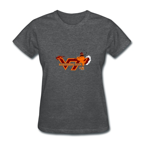Virginia Tech Bass Fishing Team Women's - Women's T-Shirt