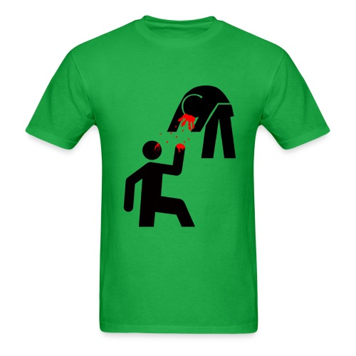 UPPERCUT - Men's T-Shirt