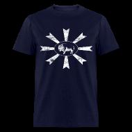 T-Shirts ~ Men's T-Shirt ~ Buffalo Men's Standard Weight Shirt
