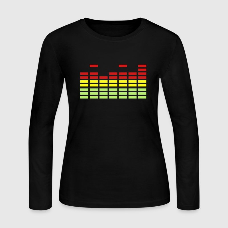 Equalizer Long Sleeve Shirts - Women's Long Sleeve Jersey T-Shirt
